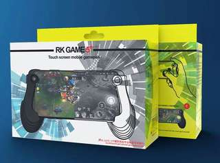RK Game 5th Touch Screen Mobile Gamepad