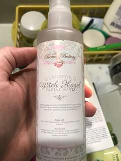 Clarifying witch hazel Facial Mist