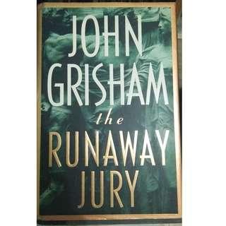 """John Grisham's """"The Runaway Jury"""" Hardbound"""