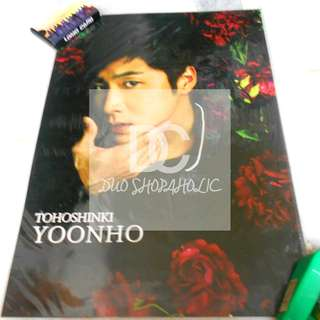 U-KNOW YUNHO A3 SIZE POSTER