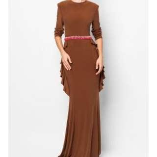 Ava Dress By Rizalman For Zalora