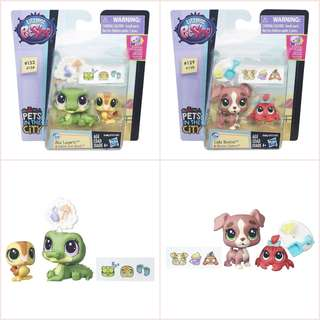 Littlest Pet Shop Pawsabilities Figurines_Original Hasbro