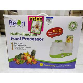 Multi Function Food Processor