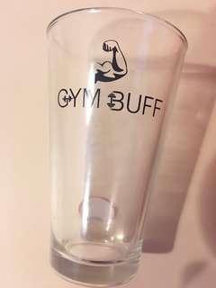 Gym buff glass