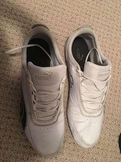 Authentic Puma sneakers men size 11.