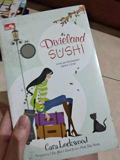 Dixieland Sushi, pengarang: Cara Lockwood