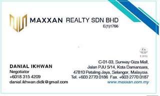 Real Estate Negotiator Service