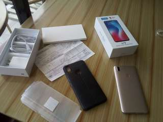 Vivo V9 Gold 64GB Complete