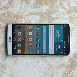 """LG G3 F460S 5.5"""" 4G LTE 32GB in good working conditions"""