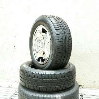 Used 215/60 R16(Sold) Bridgestone (2pcs) 🙋‍♂️