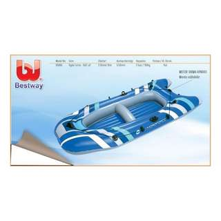 PERAHU HYDRO FORCE RAFT X2 65060
