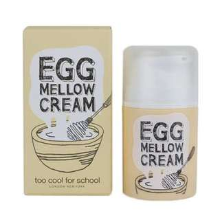 Too Cool for School Mellow Cream Collagen Elastic Cream