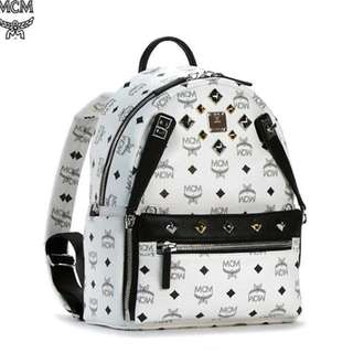 🈹MCM Dual Stark Small Size Backpack
