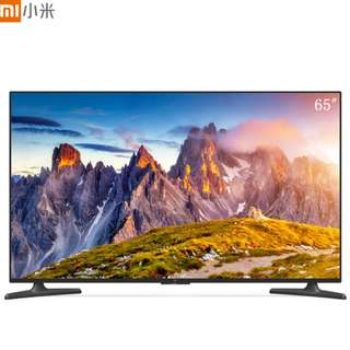 "TV Xiaomi 65""inches Smart android 4k TV"