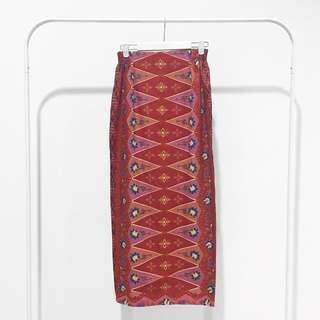 Lissa Batik Skirt
