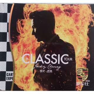 Jacky Cheung A Classic Tour 张学友 经典 3CD (Imported)