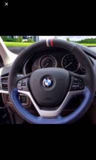 Steering wheel wrap Customized