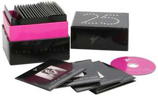 Kylie Minogue K25 Limited edition Australian Box set 25 CD sealed Time Capsule rare