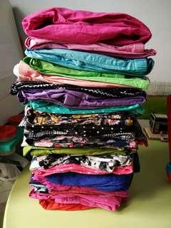 Celana Katun All size Stretch to Fit modis merk 3R (bisa dipake bumil)