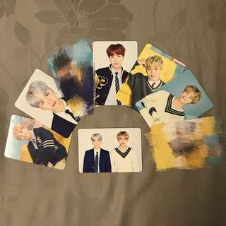 (WTT) BTS HAPPY EVER AFTER JAPAN FANMEETING VOL.4 Miniphotocard