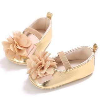 Softsole shoes gold