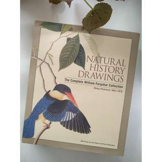 Natural History Drawings, The Complete William Farquhar Collection