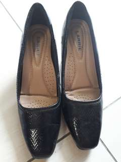 Larrie leather shoes #DEC50