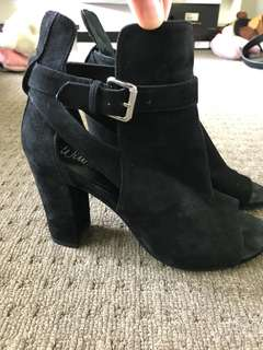 Wittner cut out boots