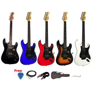 SQOE SEST210 SEST-210 Electric Guitar