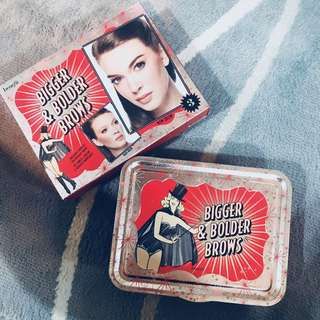 Benefit Bigger & Bolder Brows Set #3