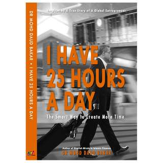 I Have 25 Hours A Day