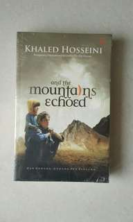 And the Mountain Echoed - Khaled Hosseini