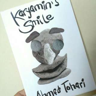 Karyamin's Smile (Novel Import)