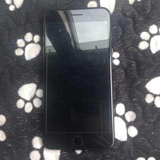 iPhone 7plus black 32gb