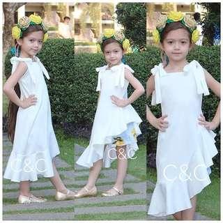 APR 18 KIDS DRESS (DCC)