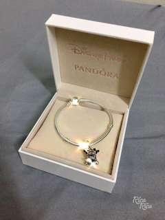 Pandora Disney park Hong Kong bracelet set