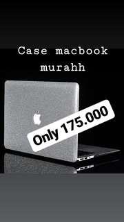 Case macbook glitter murahh