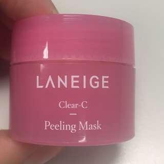 Laneige Peeling Mask