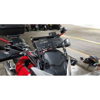 CB400X SRC GPS Bar (2016 and onwards)