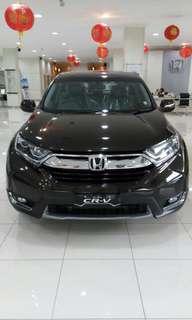 Honda Crv 2.0 2017 *Hot Promo*