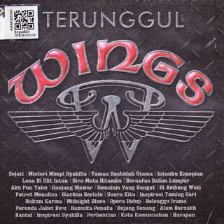 WINGS Terunggul 2CD New