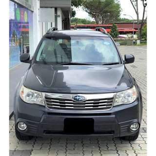 Subaru Forester Last Chance! Grab Ready!**