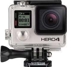 [Bekas] GO PRO Hero 4 Black Complete!! Lengkap!!