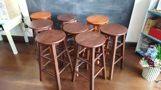 Bar Stool - Mid Level Secondhand
