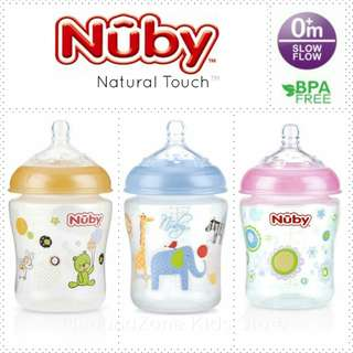 Nuby Natural Touch Bottle 9oz/270ml