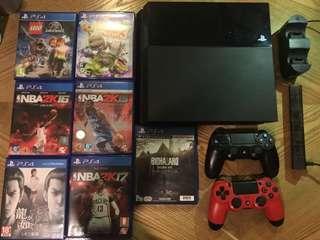 PS4(500g二手便宜買!)