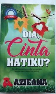 World Book Day. 1 day offer only. Malay novel.