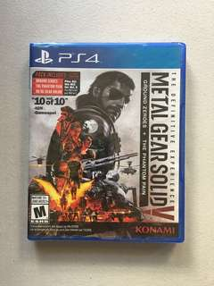 Metal Gear Solid V: The Definitive Experience (Brand New)