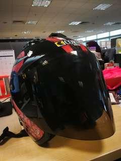 Helmet corner ram3