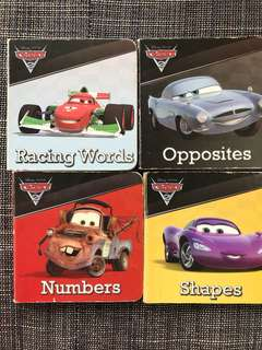 Mini board books (bundle of 8)